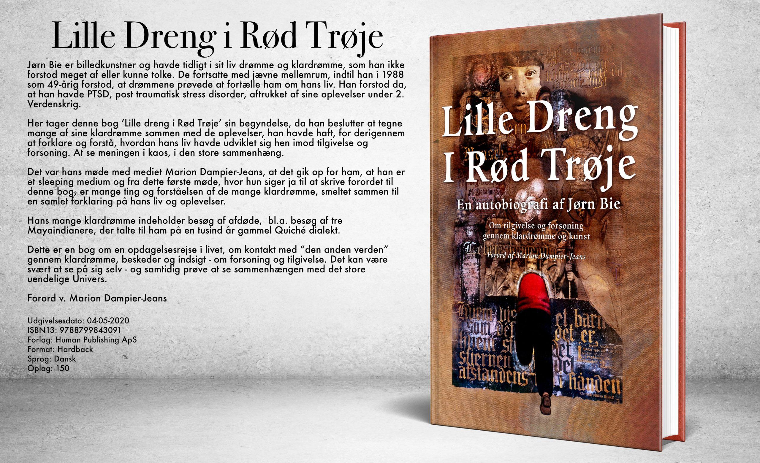 Lille Dreng I Rød Trøje af Jørn Bie